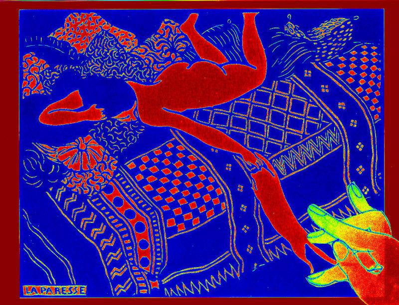 14-LaParesse_mitKatzeWärmebild